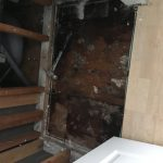 Molding Under Floor Boards